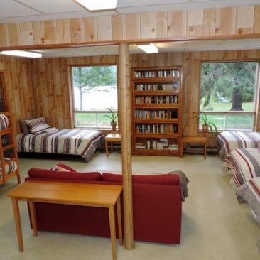 Bunkhouse (6 single beds)
