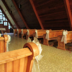 Movable Pews