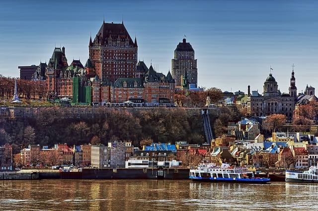 family vacation in quebec city